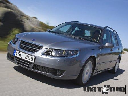 Saab 9-5. Будет и универсал