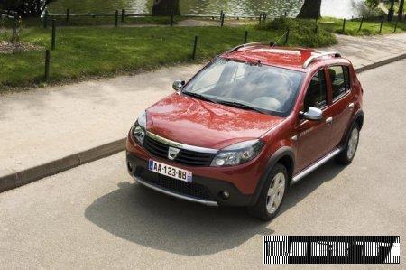 Renault Sandero Stepway: новая огранка