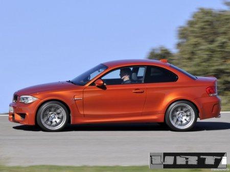 Автосалон в Детройте 2011: BMW 1-series M Coupe