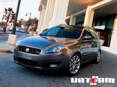 Fiat Freemont - еще одна премьера Женевы