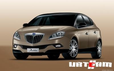 Женевский автосалон 2011: Lancia готовит новые модели