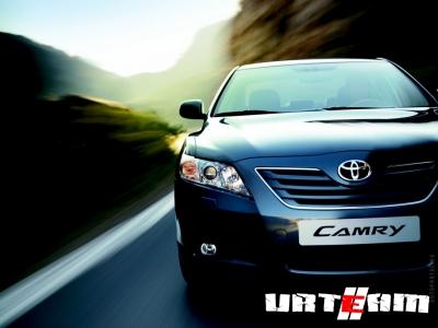 Toyota презентует гибрид Camry