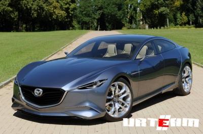 Презентована Mazda MX-5