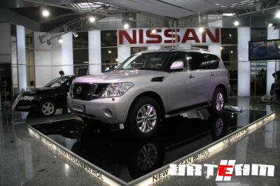 Мир увидел Nissan Patrol 7-го поколения