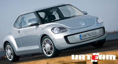 Volkswagen начал рекламировать новый «Жук»