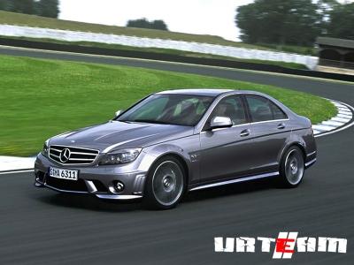 Mercedes C63 AMG стал еще быстрее