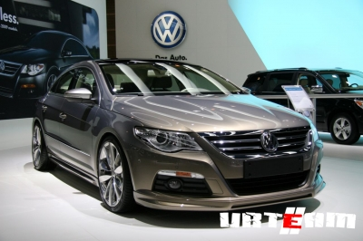Volkswagen завалит шоу-карами автовыставку