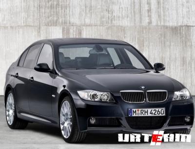 BMW начал испытания серийной версии нового седана 3-й серии