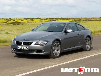 Купе BMW 6-й серии New проедет мимо Женевы
