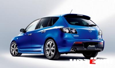 Mazda3. Обновление