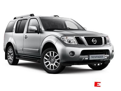 Nissan Pathfinder: Здоровяк с большим сердцем