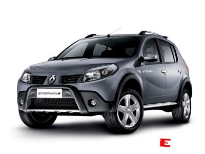 Названы российские цены на кроссовер Renault Sandero Stepway