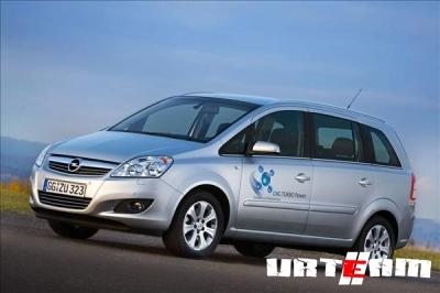 Компания Opel рассказала подробности о прототипе новой «Зафиры»