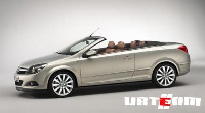 На базе Astra Opel создаст кабриолет
