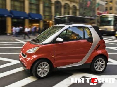 Женевский автосалон 2011: Новинки Smart