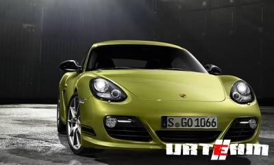 Женевский автосалон 2011: Новинка от Porsche - Cayman R
