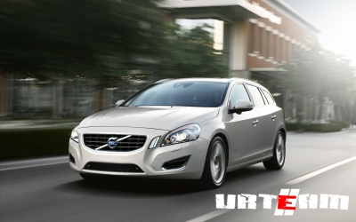 Премьера нового Volvo V60 Plug-In Hybrid