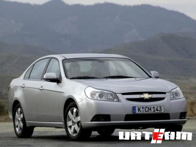 Новый Chevrolet Epica