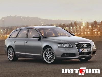 Новый Audi A6 Avant оказался купеобразным универсалом