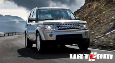 Land Rover Discovery 4 удостоился очередной награды