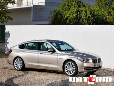 BMW выпустит хэтчбек 3-й серии GT