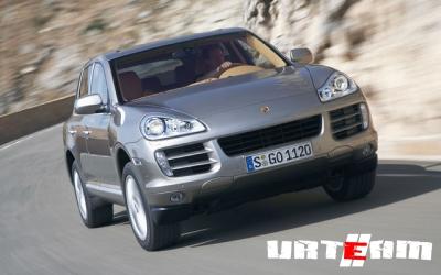 Porsche Cayenne в апреле получит американского конкурента