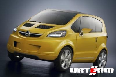 "Opel дал новому миникару ""кофейное"" имя"