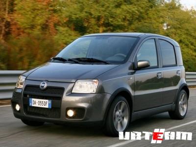 Новый Fiat Panda дебютирует в сентябре