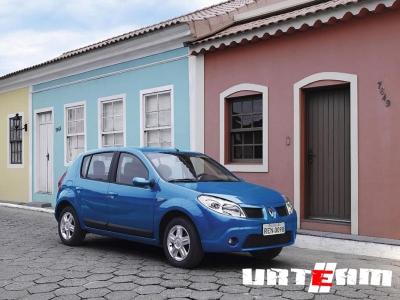 Renault подверг рестайлингу Sandero