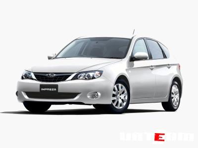 Subaru Impreza New: первая официальная фотография