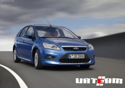 Английский конкурент Ford Focus нашелся в Интернете