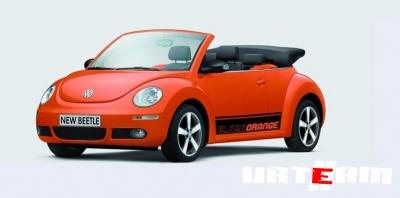 Volkswagen выпустит спортивного «жука»