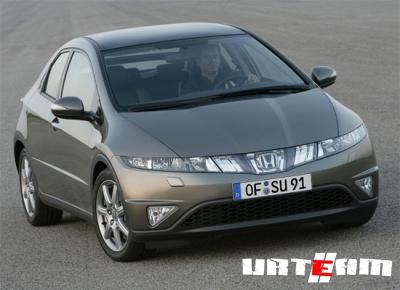 Honda Civic назначили цену в валюте