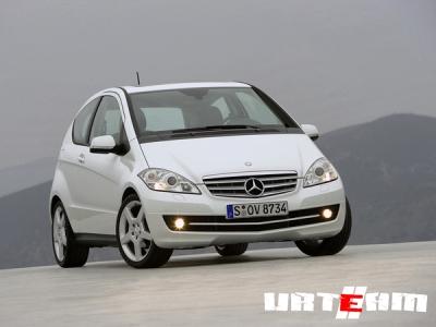 Новый Mercedes-Benz A-класса един в четырех «лицах»