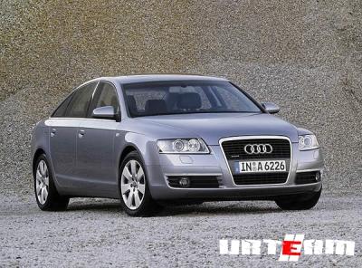 Жара «раздела» новый Audi A6 Avant