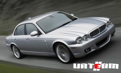 Лучшим автомобилем премиум-класса признан Jaguar