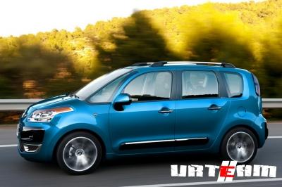 Компактвэн Renault Modus New выкатил на тесты