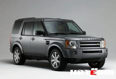 Land Rover: ни года без новинки
