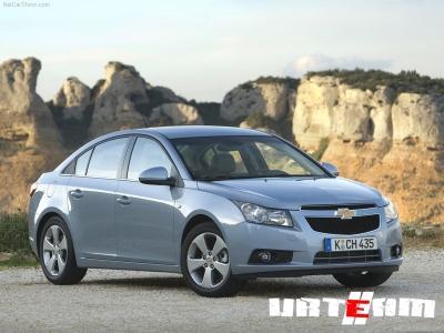 Chevrolet Cruze отзывают во второй раз