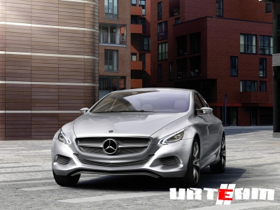 Mercedes-Benz заочно познакомил с новым родстером