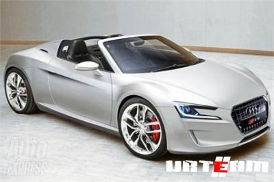 Мечты о модели Audi R4 так и останутся мечтами