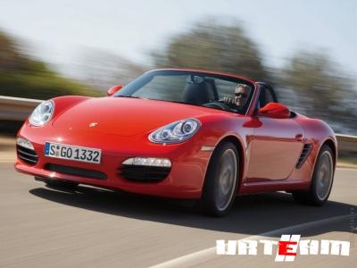 Porsche озвучил технические характеристики Boxster E