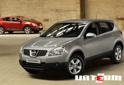 Новый Nissan Qashqai станет стопроцентным «европейцем»