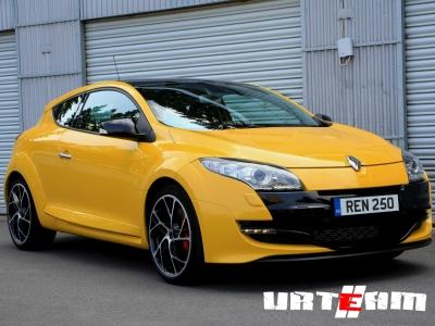 Renault поднял мощность Megane RS и его цену