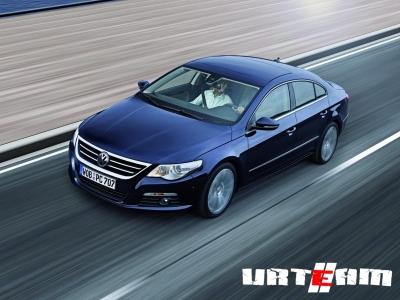 Volkswagen Passat CC получит новый дизайн