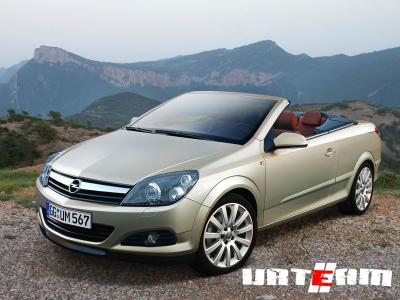 Opel отправил кабриолет Astra на «большую дорогу»