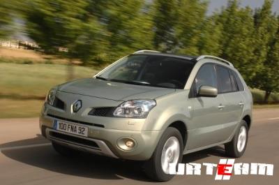 Ждать новый Renault Koleos россиянам долго не придется