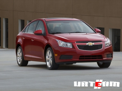 Chevrolet Cruze готовится стать купе