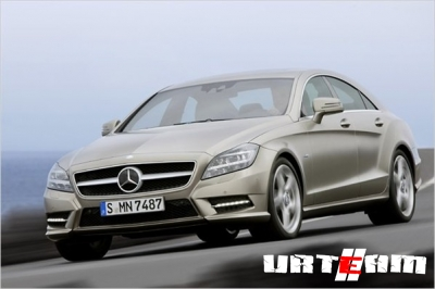 BMW ответил новинкой на появление Mercedes-Benz CLS-класса