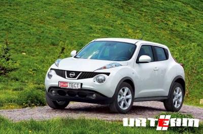 Nissan Juke: Грозный Джук внушительней чем X-trail и Murano